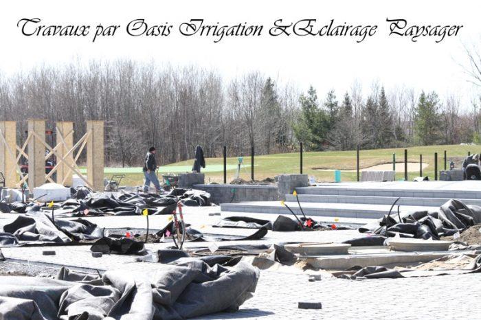 Système irrigation Oasis Montréal