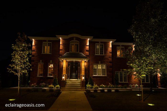eclairage-architectural-facade-maison