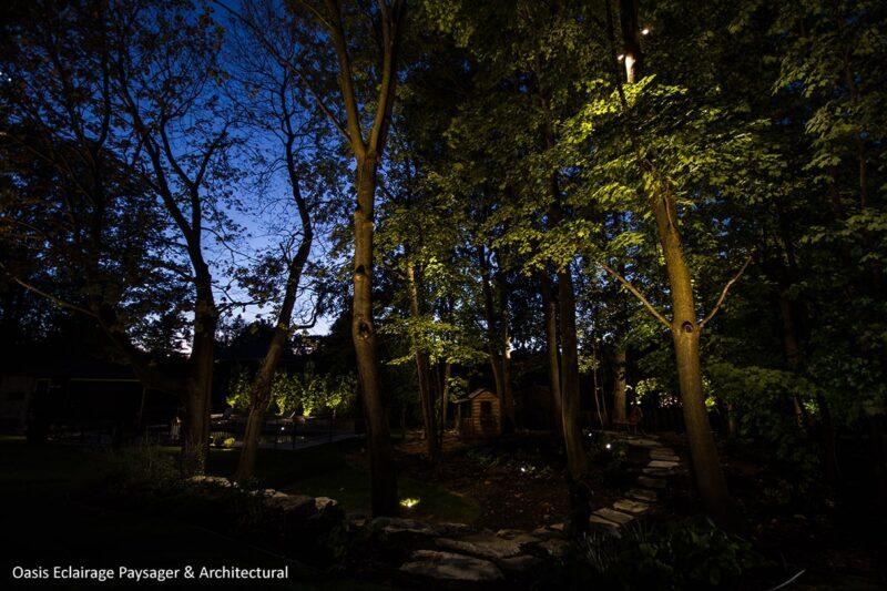 eclairage-cour-exterieur-nuit